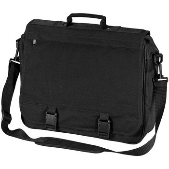 Taschen Dokumententasche / Aktentasche Bagbase BG33 Schwarz
