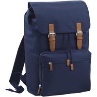 Taschen Rucksäcke Bagbase BG613 Marineblau