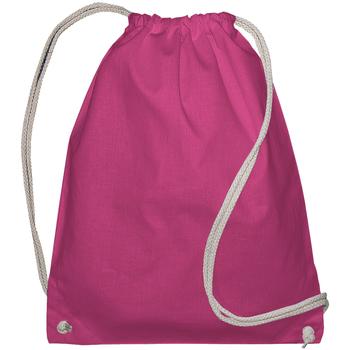 Taschen Kinder Sporttaschen Bags By Jassz 60257 Magneta