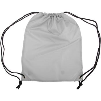 Taschen Kinder Sporttaschen Shugon SH5890 Silbergrau