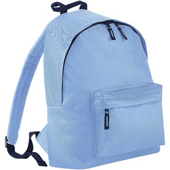 Taschen Rucksäcke Bagbase BG125 Himmelblau/Dunkelblau