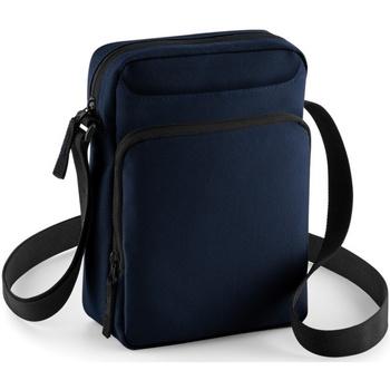 Taschen Herren Geldtasche / Handtasche Bagbase BG30 Marineblau
