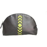 Taschen Damen Kulturbeutel Eastern Counties Leather  Gelb