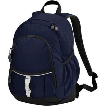Taschen Rucksäcke Quadra QD57 Marineblau