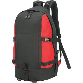 Taschen Rucksäcke Shugon SH1788 Schwarz/Rot