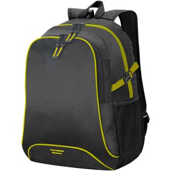 Taschen Rucksäcke Shugon SH7677 Schwarz/Gelb
