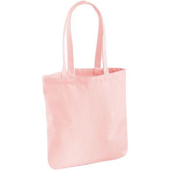 Taschen Damen Shopper / Einkaufstasche Westford Mill W821 Pastell Rosa