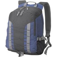 Taschen Rucksäcke Shugon SH7690 Schwarz/Marineblau