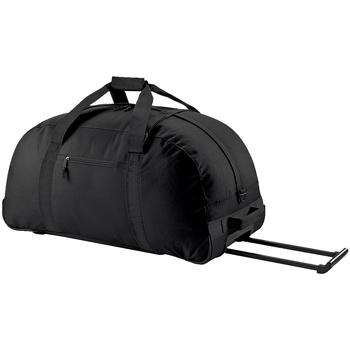 Taschen Reisetasche Bagbase BG23 Schwarz