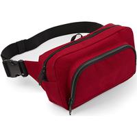 Taschen Herren Hüfttasche Bagbase  Rot