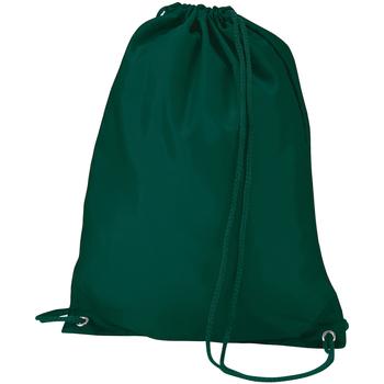 Taschen Kinder Sporttaschen Quadra QD17 Flaschengrün