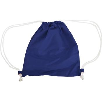 Taschen Kinder Sporttaschen Bagbase BG110 Marineblau
