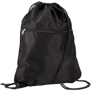 Taschen Kinder Sporttaschen Quadra QD71 Schwarz