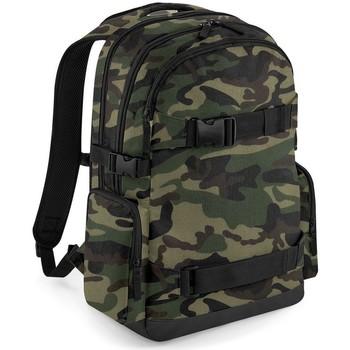Taschen Rucksäcke Bagbase BG853 Tarnmuster