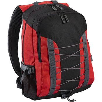 Taschen Rucksäcke Shugon SH7690 Rot/Schwarz