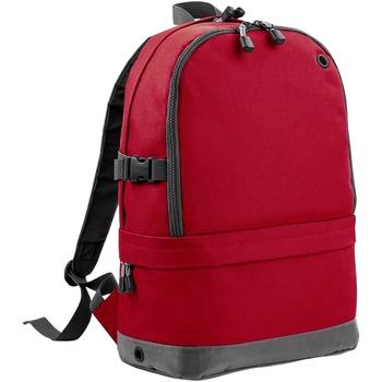 Taschen Rucksäcke Bagbase BG550 Rot