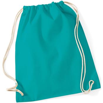 Taschen Kinder Sporttaschen Westford Mill W110 Smaragd