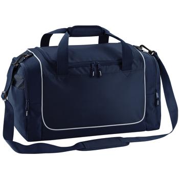 Taschen Sporttaschen Quadra QS77 Marineblau/Hellgrau