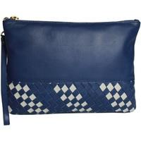 Taschen Damen Geldtasche / Handtasche Eastern Counties Leather  Blau/Grau
