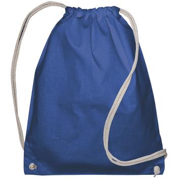 Taschen Kinder Sporttaschen Bags By Jassz 60257 Königsblau