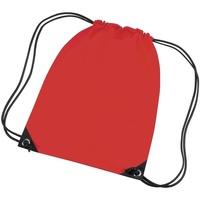 Taschen Kinder Sporttaschen Bagbase BG10 Rot