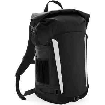 Taschen Rucksäcke Quadra QX625 Schwarz/Schwarz