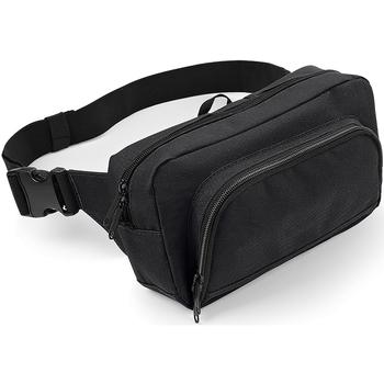 Taschen Herren Hüfttasche Bagbase BG053 Schwarz