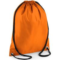 Taschen Kinder Sporttaschen Bagbase BG5 Orange