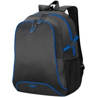 Taschen Rucksäcke Shugon SH7677 Schwarz/Königsblau