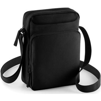 Taschen Herren Geldtasche / Handtasche Bagbase BG30 Schwarz