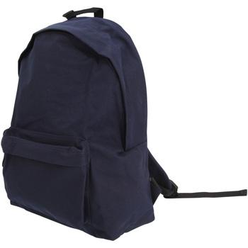 Taschen Rucksäcke Bagbase BG125L Marineblau