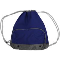 Taschen Kinder Sporttaschen Bagbase BG542 Marineblau