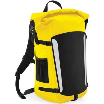 Taschen Rucksäcke Quadra QX625 Gelb/Schwarz