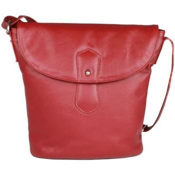 Taschen Damen Umhängetaschen Eastern Counties Leather  Rot
