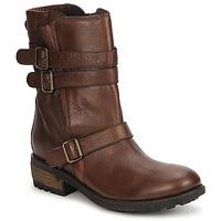Schuhe Damen Boots Liebeskind ROMUALD Braun