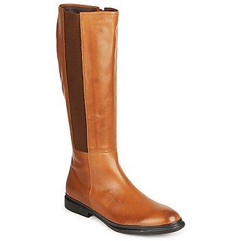 Schuhe Damen Klassische Stiefel Liebeskind VEGLIE Braun