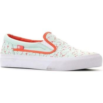 Schuhe Damen Slip on DC Shoes Trase Slipon SP Seladongrün