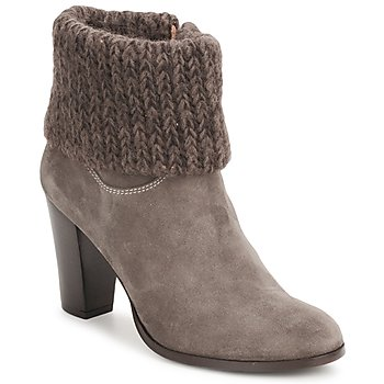 Schuhe Damen Low Boots Paul & Joe LUISA Braun