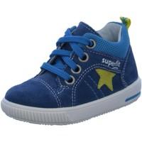 Schuhe Jungen Babyschuhe Legero Schnuerschuhe 09353-80 blau