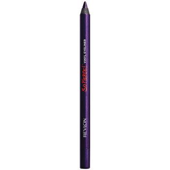 Beauty Damen Kajalstift Revlon Gran Consumo So Fierce Vinyl Eye Liner powerful Plum-blackened Violet