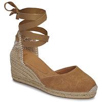 Schuhe Damen Sandalen / Sandaletten Castaner CARINA Camel