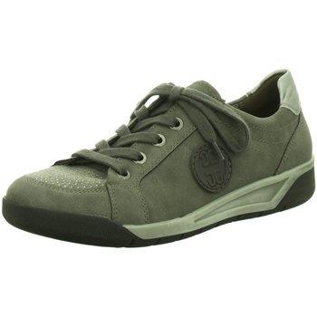 Schuhe Damen Sneaker Low Jenny By Ara Schnuerschuhe NV 22-64702-11 grau