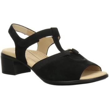 Schuhe Herren Sandalen / Sandaletten Ara Sandaletten Lugano Highsoft Sandalette 12-35736-08 schwarz