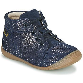 Schuhe Mädchen Boots GBB OLSA Blau