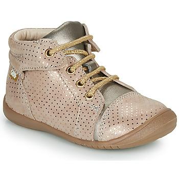 Schuhe Mädchen Boots GBB OLSA Beige