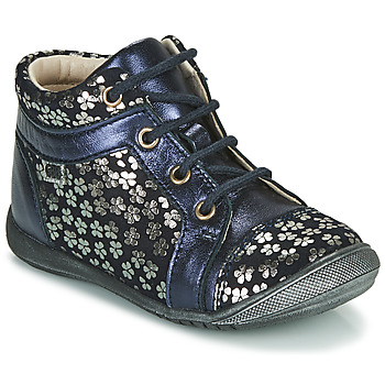 Schuhe Mädchen Boots GBB OMANE Blau