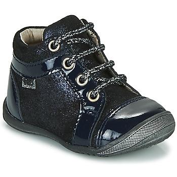 Schuhe Mädchen Boots GBB OMANE Marine