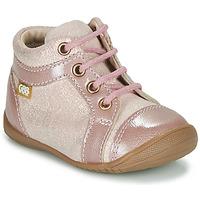 Schuhe Mädchen Boots GBB OMANE Rose