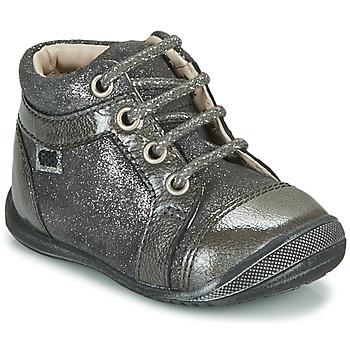 Schuhe Mädchen Boots GBB OMANE Grau