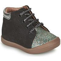 Schuhe Mädchen Sneaker High GBB NAHIA Schwarz